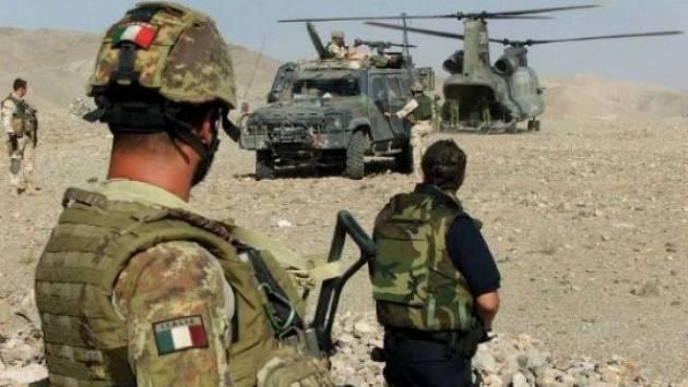 AISE AFGHANISTAN: RAZZO ANTICARRO CONTRO UNA COLONNA DI MEZZI ITALIANI/ NESSUN FERITO