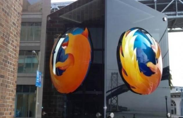 Zeus Gli utenti Firefox insorgono  Mozilla sperimenta gli spot