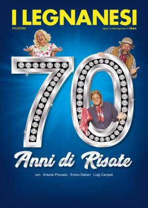 Pianeta Anziani Cremona I Legnanesi 8 e 9 aprile al Ponchielli per la 'Grande Età'2019