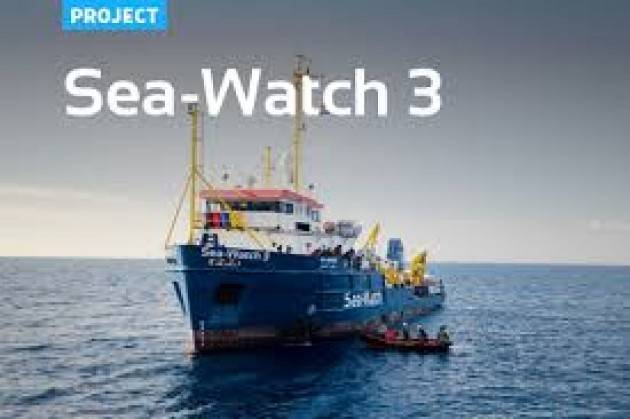 SEA WATCH - UNA DIFFIDA UMANITARIA COLLETTIVA