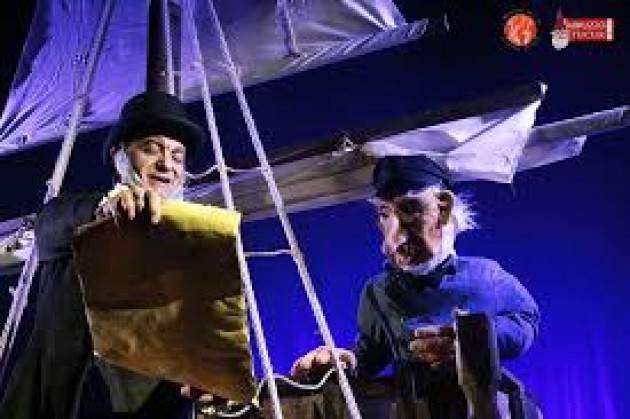 Casalmaggiore  Moby Dick  in scena domenica 6 gennaio al Teatro