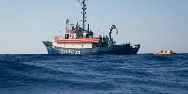 APRITE I PORTI!  Per Approdo sicuro delle navi Sea Watch e Sea Eye. La tavola della Pace di Cremona