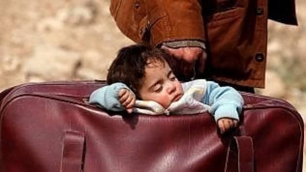 Pianeta Migranti. 'L'obbedienza non è più una virtù.