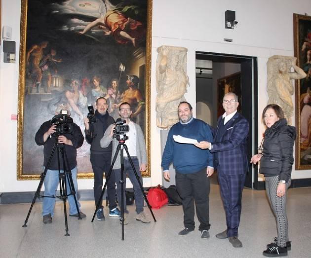 Cremona 'Capitale d'Italia' su Marcopolo TV
