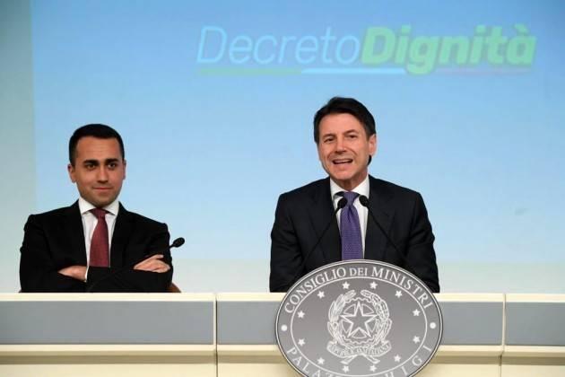 Decreto Dignità, tutti i limiti della nuova legge anti-azzardo