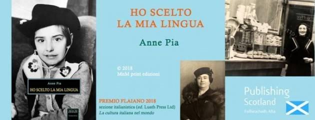 Libri . Ho Scelto la Mia Lingua - Novità MnM - prima traduzione italiana