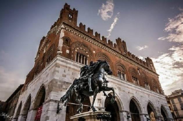Benemerenza civica 'Piacenza Primogenita d'Italia', entro il 31 gennaio le candidature