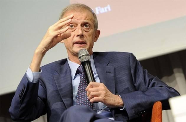 Congresso Nazionale PD: Piero Fassino a Cremona il 18 gennaio 2019 a sostegno di Nicola Zingaretti
