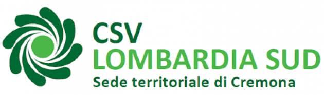 Evento Crema 11 febbraio Assicurazione, Volontariato e Terzo Settore - Seminari gratuiti con CSV Lombardia Sud