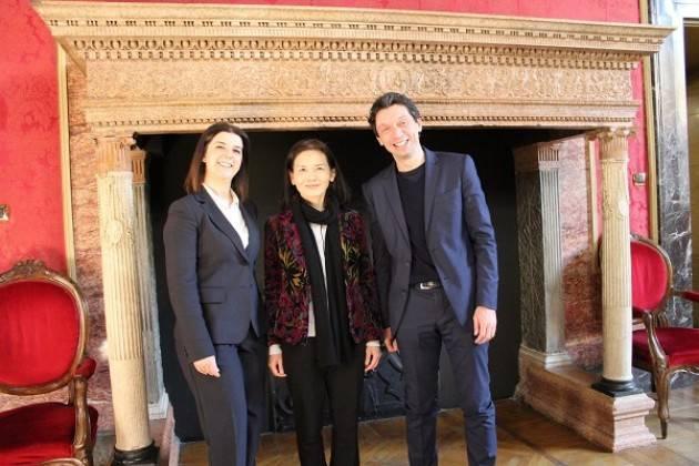 Cremona: Accolta in Comune la Console Generale della Repubblica di Corea a Milano