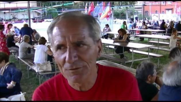 UN SIMBOLO CHE DICE MOLTE COSE…. Gerelli Sante , Sinistra Italiana Gussola