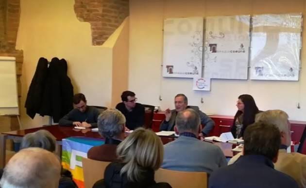 Cremona  La Pace nostra ostinazione L'incontro con Luigi Bonanate  (Video di Chiara Peli )