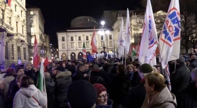 UNITI, DA MILANO, PER UN'ITALIA E UN'EUROPA APERTE, DEMOCRATICHE E SOLIDALI.