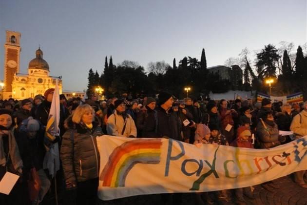 Milano  PAX CHRISTI : EUROPA CASA COMUNE