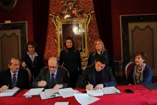 Patto di collaborazione tra Comune e Gruppo Seniores Banca Popolare di Cremona
