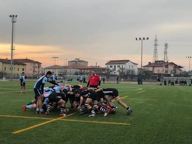 Cremona Rugby - resoconto del fine settimana 13/01/2019