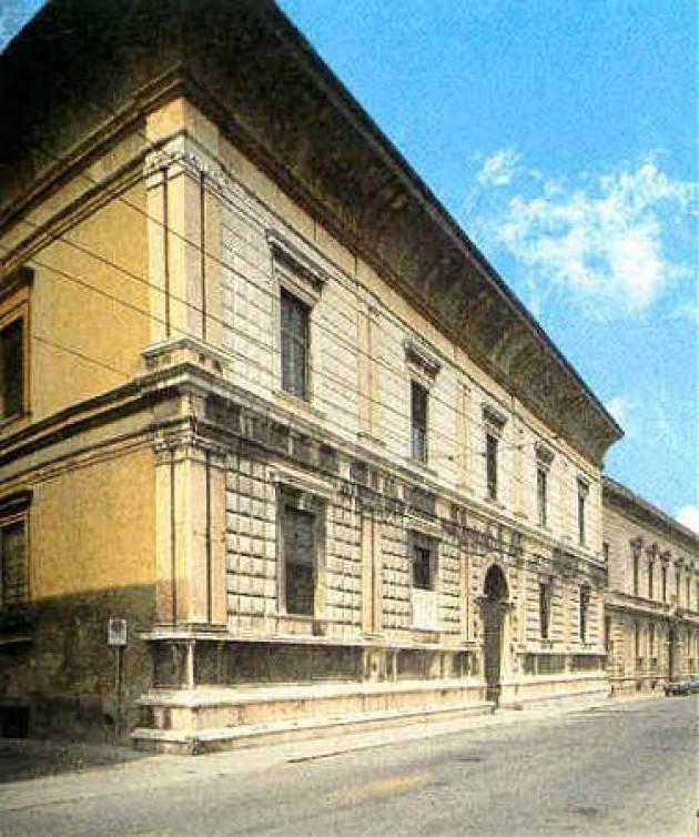 Cremona Gli affreschi di Guido Bragadini a Palazzo Raimondi Evento del 17 gennaio