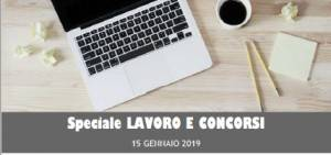 InformaGiovani Cremona Speciale Lavoro e Concorsi Proposte del 15  gennaio 2019