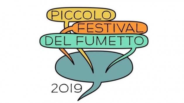 CREMONA - PICCOLO FESTIVAL DEL FUMETTO 2019