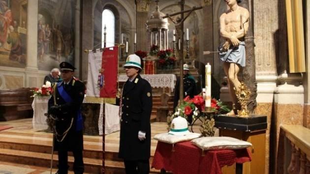 Cremona: Ricorrenza di S. Sebastiano, patrono della Polizia Locale - sabato 19 gennaio