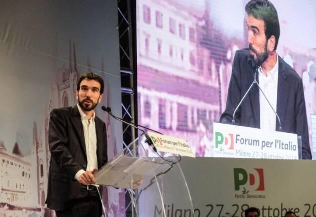 Congresso PD del 3 marzo Costituito Comitato Cremonese  'Fianco a Fianco con Martina'