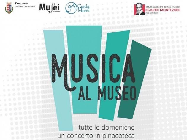Cremona: Concerto di chitarra al Museo Civico 'Ala Ponzone' domenica 20 gennaio