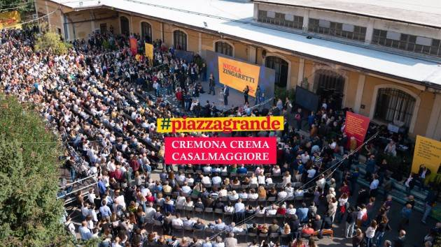 (Video) Congresso Nazionale PD del 3 marzo. A Cremona  circa 50 iscritti con Nicola Zingaretti
