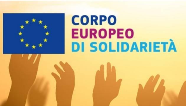 YES, Cremona prima in Italia per il Corpo Europeo di Solidarietà