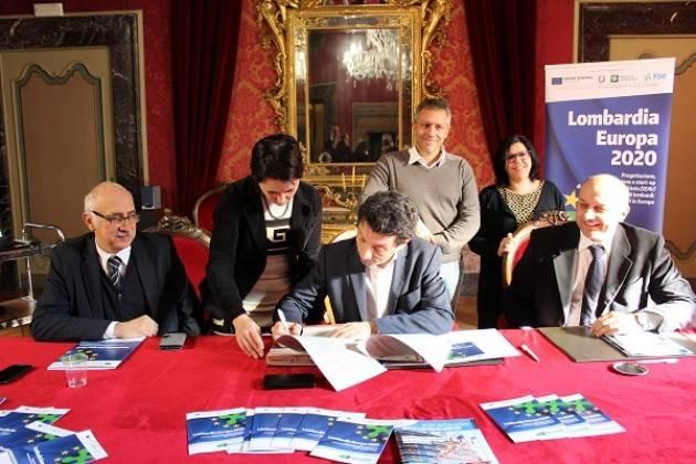 Finanziamenti europei a sostegno degli enti locali lombardi. Presentato oggi a Cremona il progetto di ANCI e Regione