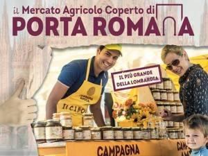 Coldiretti Milano, 'spesa sospesa' al mercato: la consegna all'Arcivescovo Delpini. Mercoledì 30 gennaio, ore 11, via Friuli 10/A