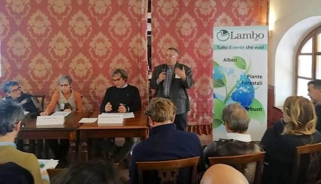 Solarolo Rainero L'OCCUPAZIONE NEL GREEN Report del convegno PROMOSSO DA ASSOIMPREDIA