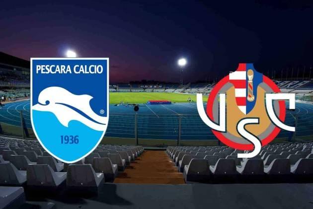 Pescara-Cremonese (0-0) Con una punta vera avrebbe vinto di Giorgio Barbieri
