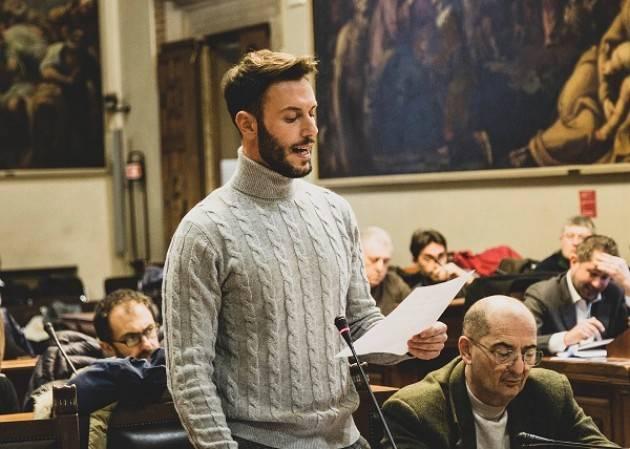 Cremona Intervento di Santo Canale  di oggi in consiglio comunale sulla sicurezza nei locali di pubblico spettacolo.