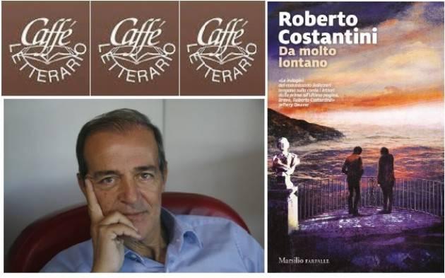 L'ECOLIBRI Crema Lo scrittore Roberto Costantini presenta -il 28 gennaio- il suo novo romanzo 'Da molto lontano'