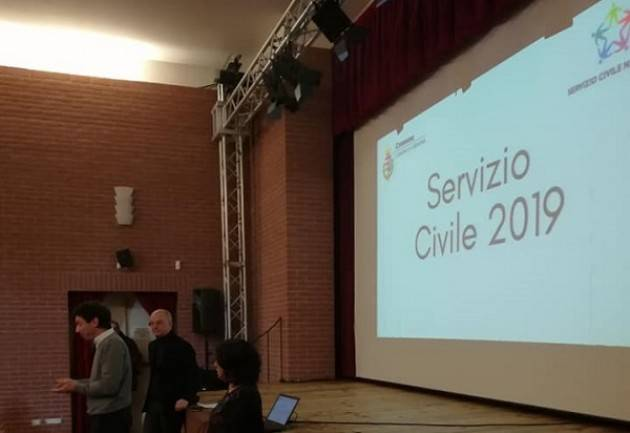 Cremona, Servizio Civile Nazionale: nuova opportunità per coloro che non sono stati selezionati