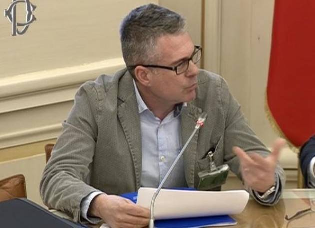 PADANIA ACQUE CREMONA  E FONDAZIONE BANCA DELL'ACQUA RICEVUTE A MONTECITORIO  A ROMA