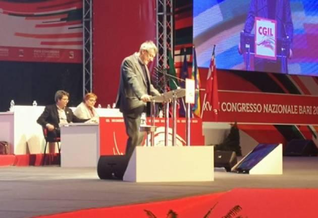 Maurizio Landini è il nuovo segretario della CGIL nazionale
