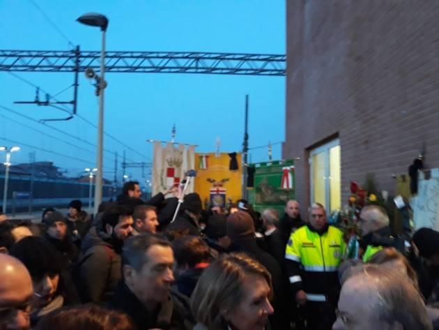 Tragedia di Pioltello  il 25 gennaio 2018 l'incidente ferroviario con la fine di tre vite e 50 feriti