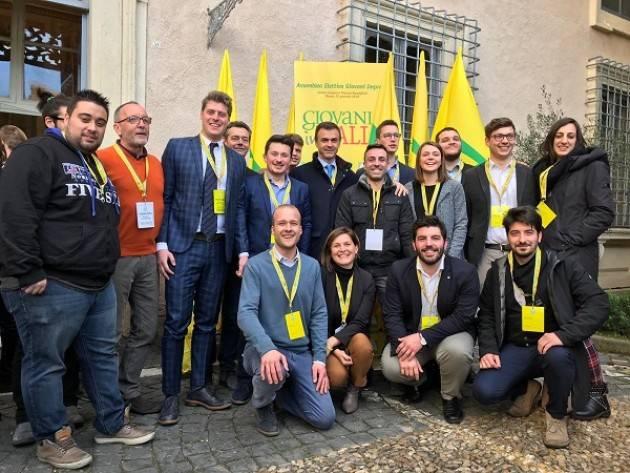 Coldiretti, il cremonese Carlo Maria Recchia nell'Esecutivo Nazionale Giovani Impresa
