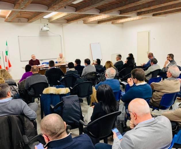 Cremona ASSEMBLEA PROVINCIALE PD: PRESENTATA LA NUOVA SEGRETERIA. Andrea Virgilio confermato vice segretario