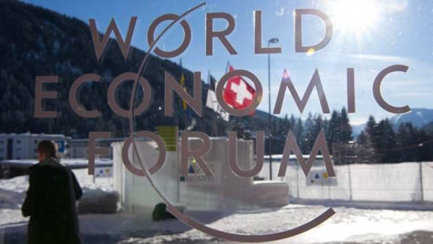 World  economic  forum di Davos  e l'economia circolare di  Alvaro Dellera (Crema)