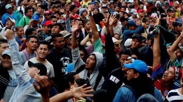 MEXICO LA CORSA  AL SOGNO AMERICANO  È DIVENTATA UN INCUBO di Francisco Hernández Arteaga