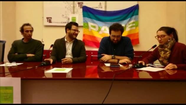 Cremona Interessante incontro 'Lotta alla corruzione e tutela dell'ambiente' (Video di Chiara Peli)