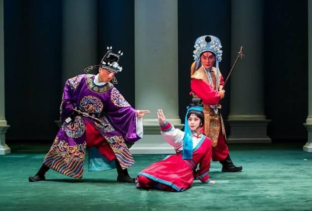 Il Teatro di Casalmaggiore presenta il 1° febbraio 'Turandot', in cinese, regia di Marco Plini