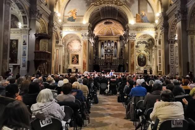Crema Concerto al Manenti, l'Orchestra MagicaMusica incanta quasi 400 persone