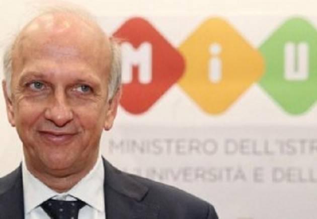 Il Ministro del MIUR   Marco Bussetti  a Cremona il  4 febbraio alle ore 16