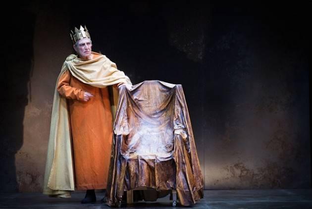 Carlo Cecchi in Enrico IV di Luigi Pirandello al Teatro Ponchielli, Cremona