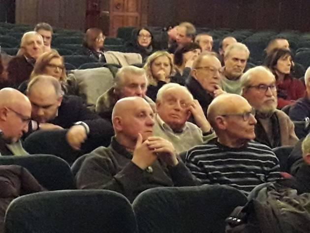 (Video) Cremona Convenzione PD Verso le primarie del 3 marzo: Vittore Soldo , non dimentichiamo le europee e le amministrative