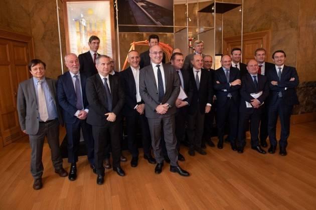 Progetto 'CAL-A35 Brebemi e Highway'  oggetto studio  nuovo corso laurea in Mobility Engineering Politecnico Milano