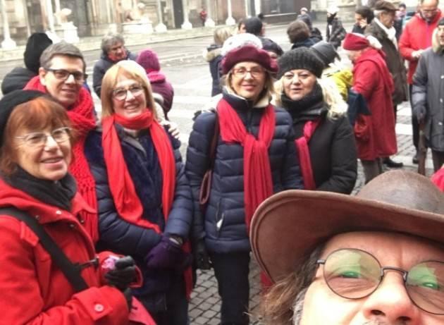 Oggi, sabato 2 febbraio, Italia che resiste in piazza anche a Cremona